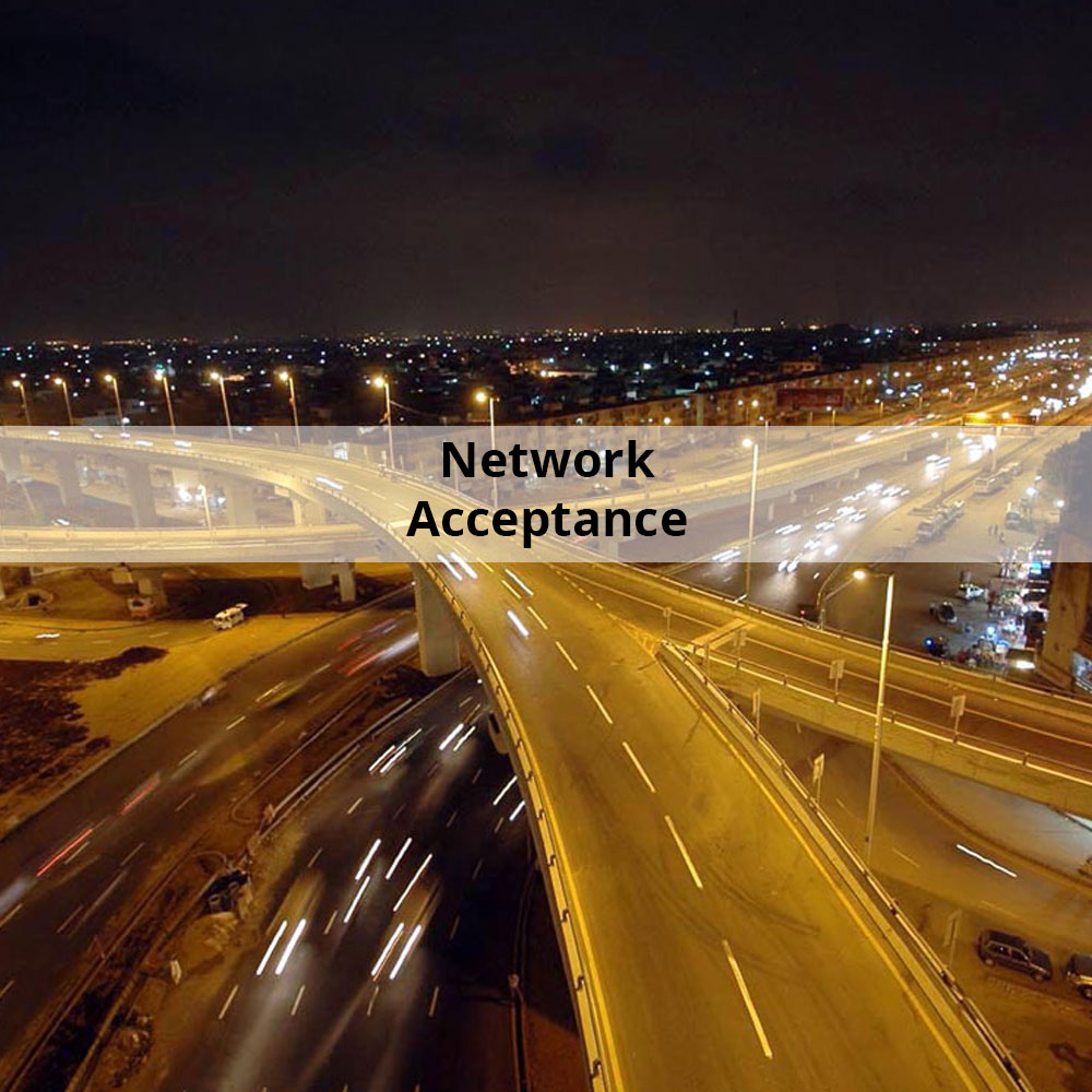Network Acceptance