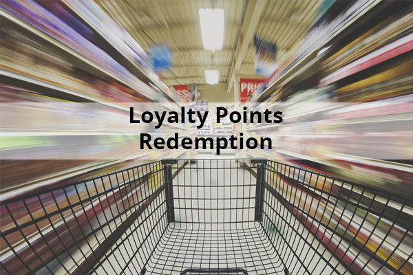 Loyalty Points Redemption