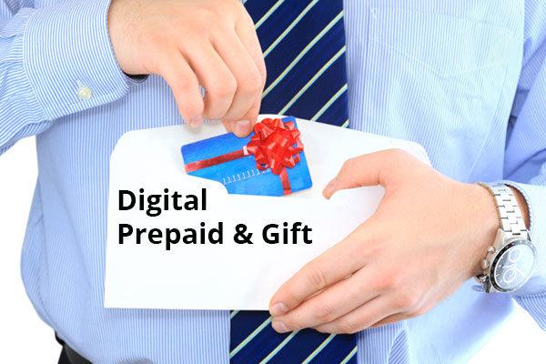 Digital Prepaid & Gift